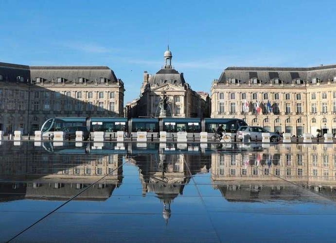 Cooliving Colocation Bordeaux Miroir d'eau