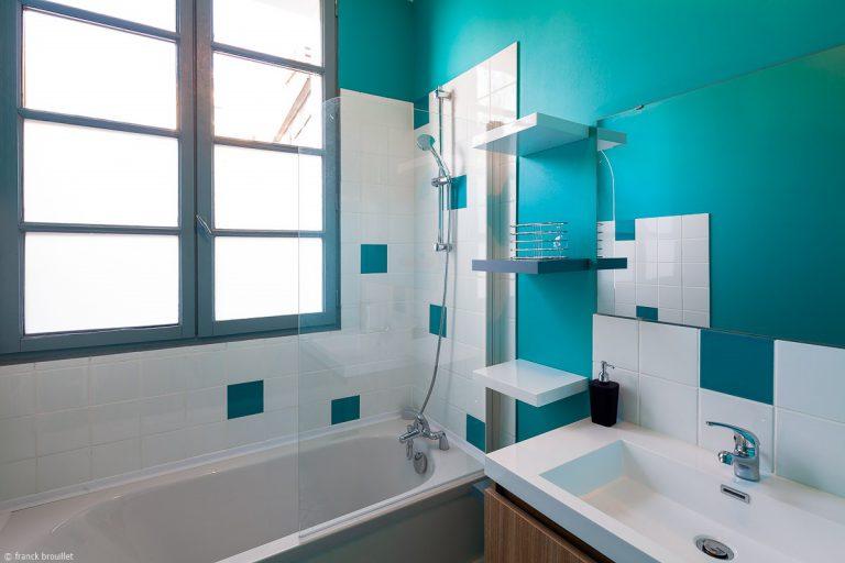 Cooliving Colocation Pau La Serge Salle de bain commune