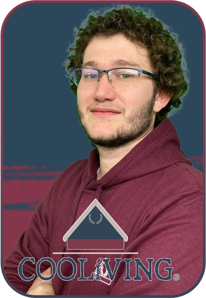 Cooliving Développeur Full Stack Coolworker Timothy Bourgault